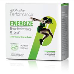 Zero Calorie Energy Drink