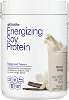 Energizing Soy Protein Supplement