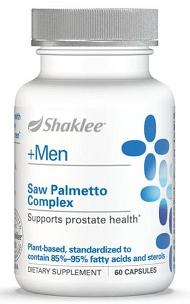Shaklee Saw Palmetto Complex