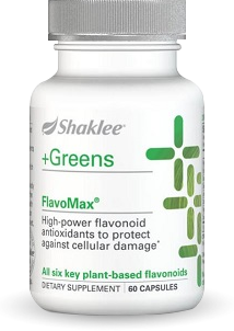 Shaklee FlavoMax for all the benefits of Flavonoids